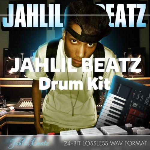 Product picture Jahlil Beats - Elite Hip-Hop Drum Kit Collection