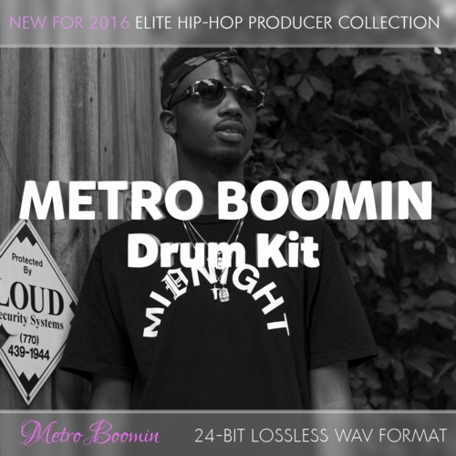 Product picture Metro Boomin Drum Kit - Elite Hip-Hop Producer Sounds