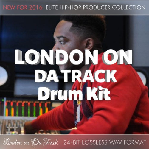 Product picture London On Da Track Producer Kit - Elite Trap Producer Sounds