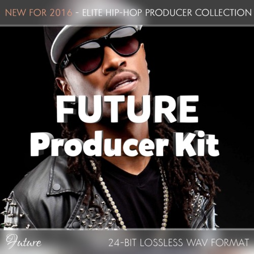 Product picture Future Producer Drum Kit - Elite Hip-Hop Artist Collection